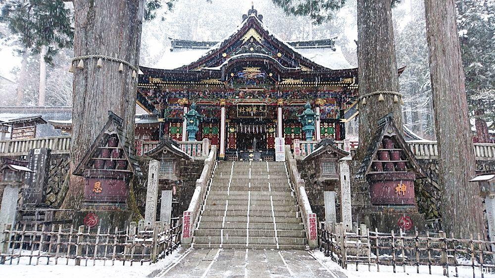 Mitsumine Shrine Hall of Worship