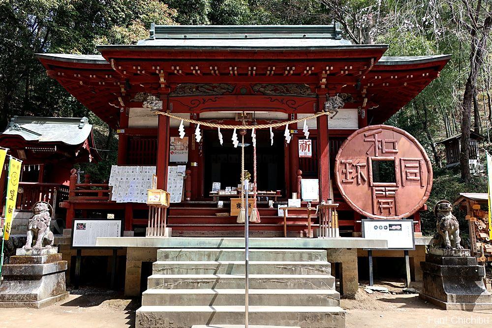 聖神社社殿