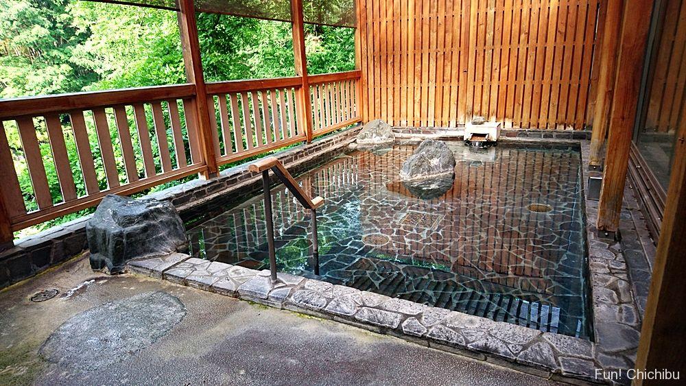 大浴場外風呂
