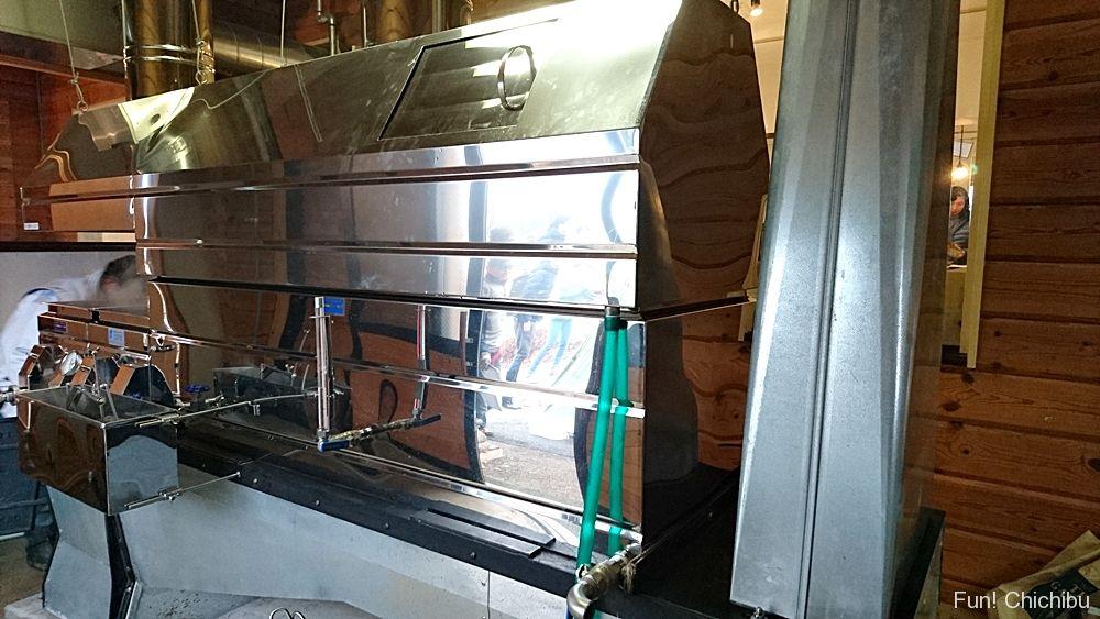 メープルシロップ製造機