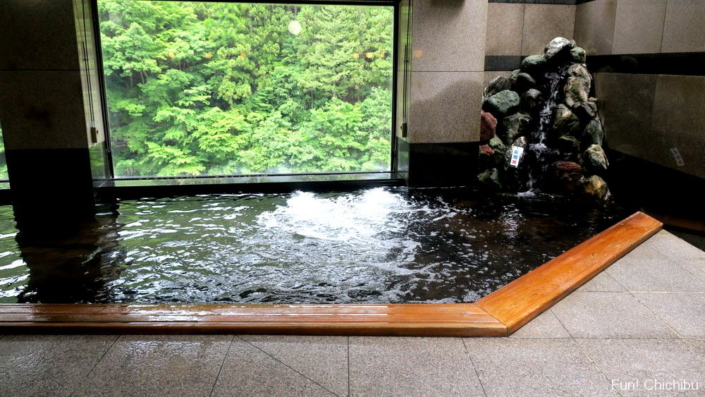 大滝温泉・遊湯館の三峰神の湯