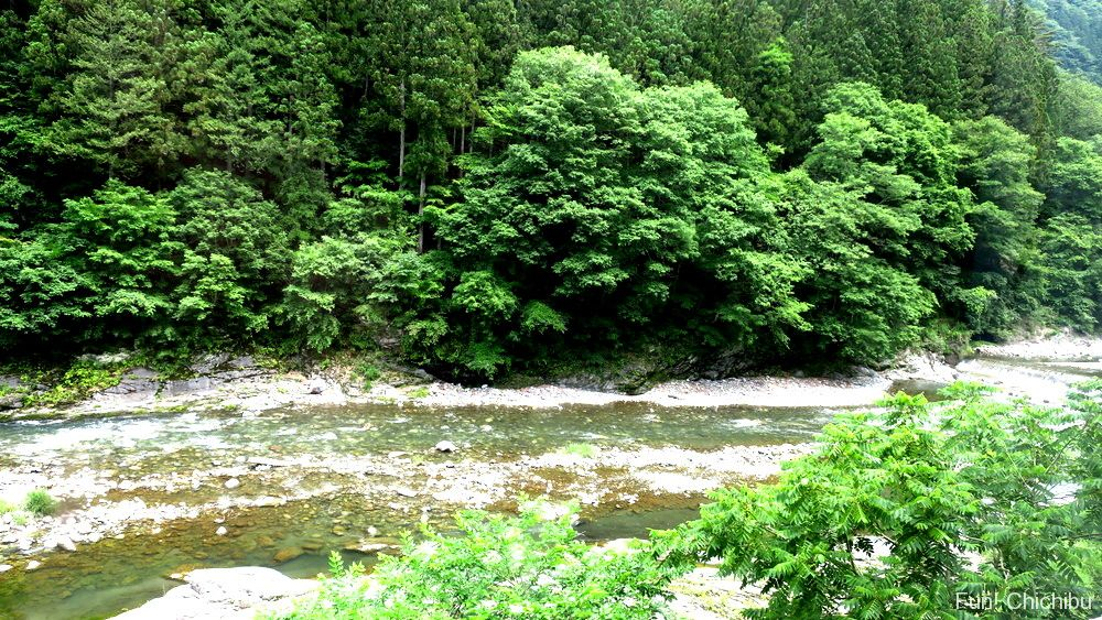 大滝温泉・遊湯館の景色