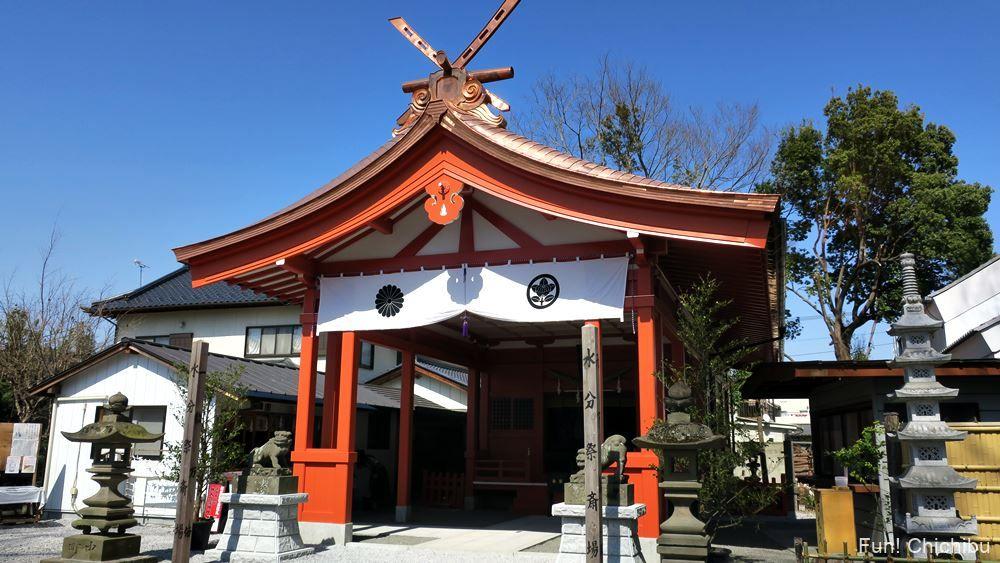 今宮神社の新社殿