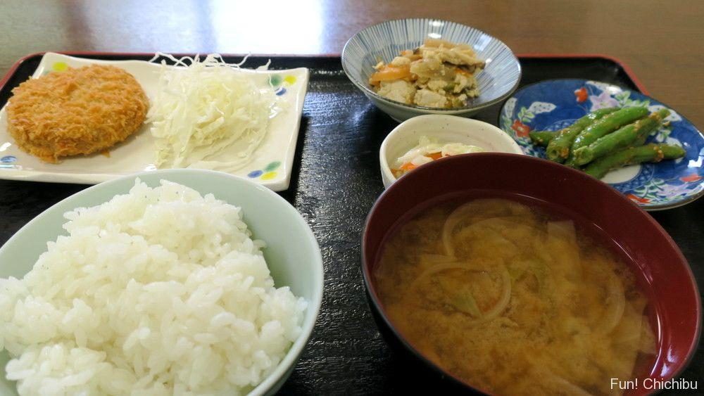 道の駅両神温泉薬師の湯食堂