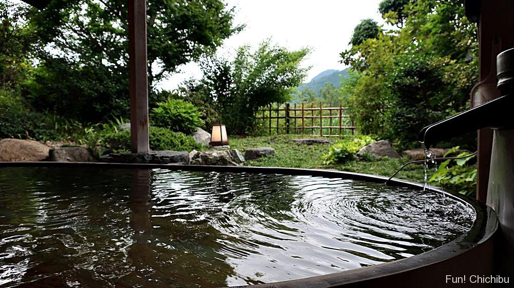 景色の良い風呂