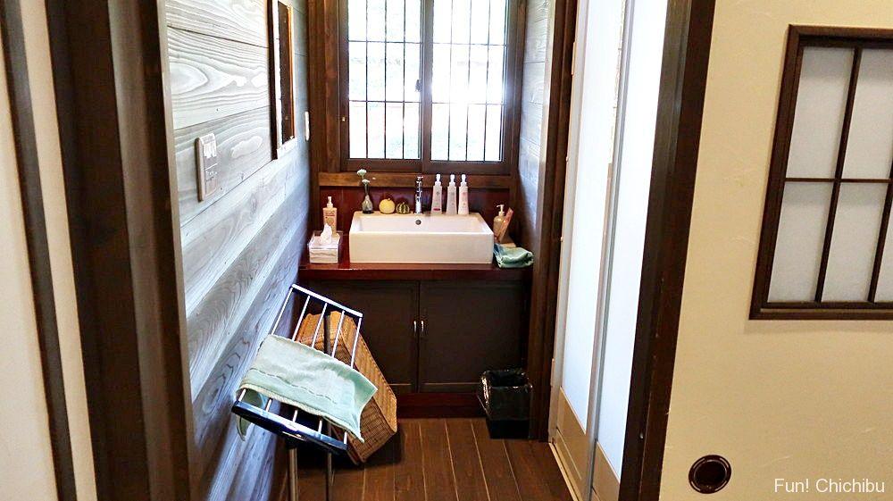 浴室洗面所