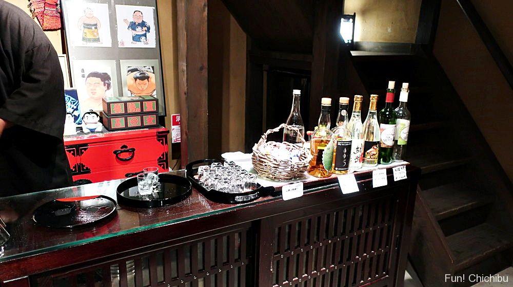 蔵Bar お酒