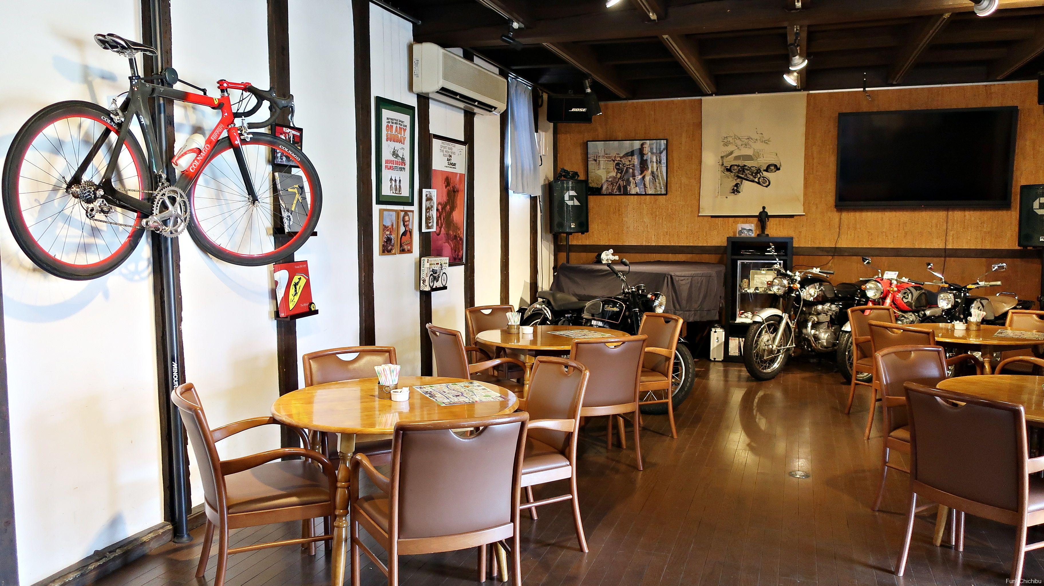 moto green cafe(モトグリーンカフェ)テーブル席