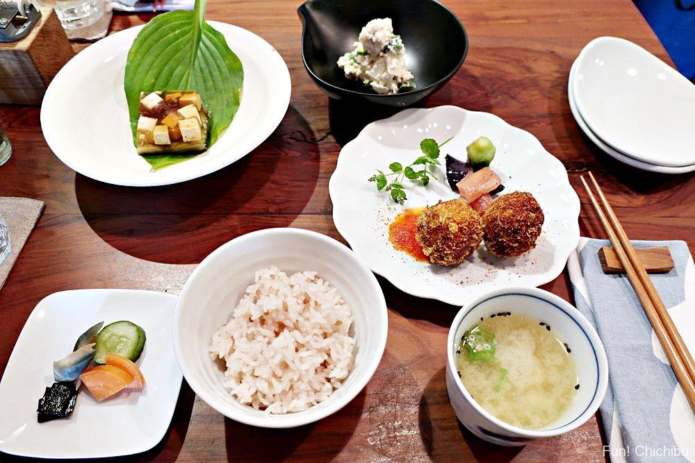 四季のご飯和食