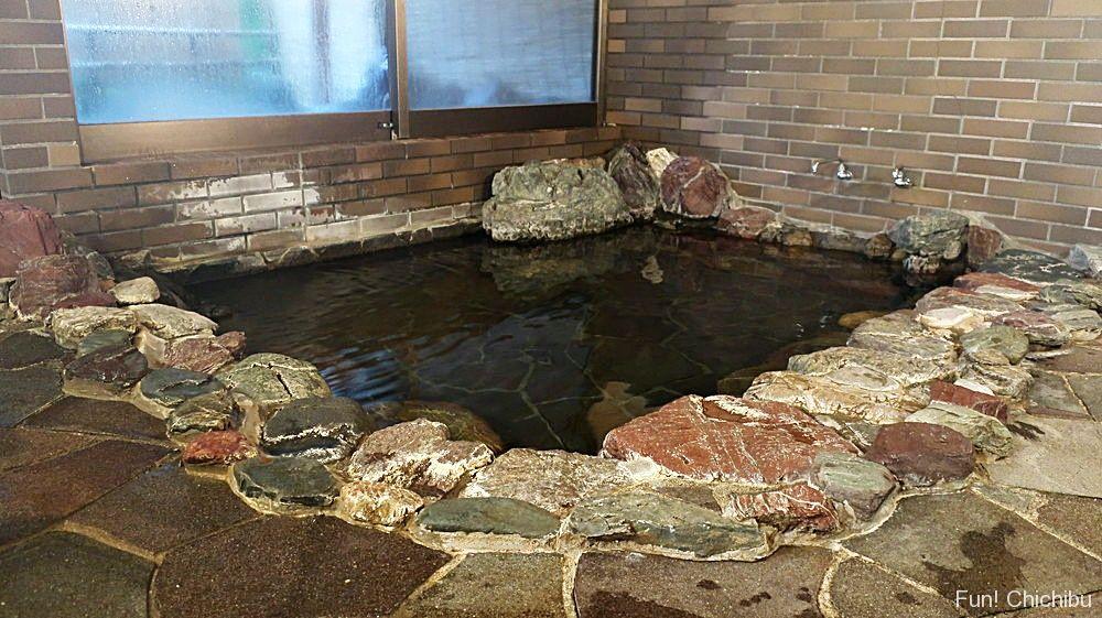 竹影の湯岩風呂