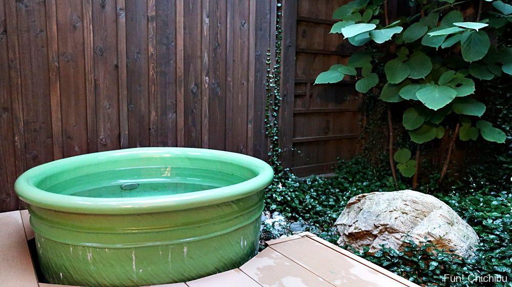 和水の湯露天風呂