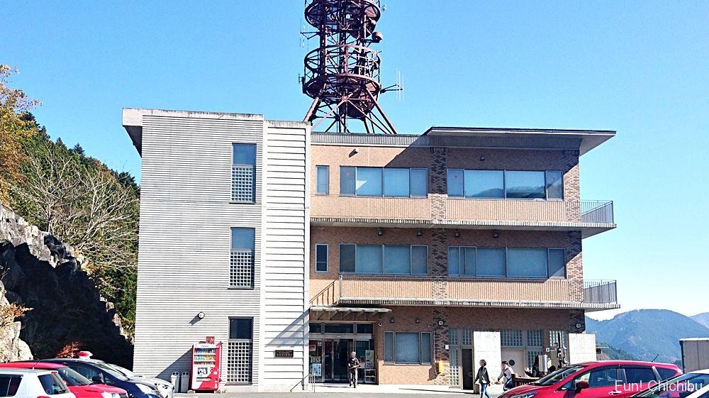 滝沢ダム管理所