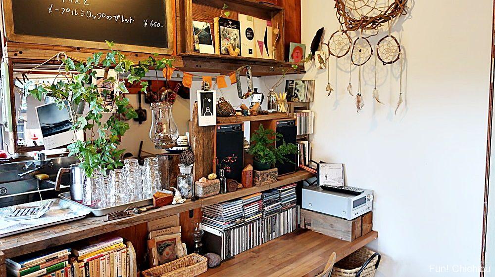 カフェカウンター