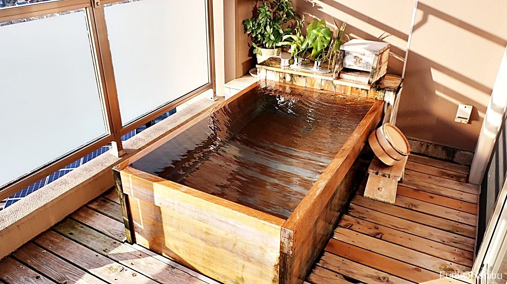 客室露天風呂3
