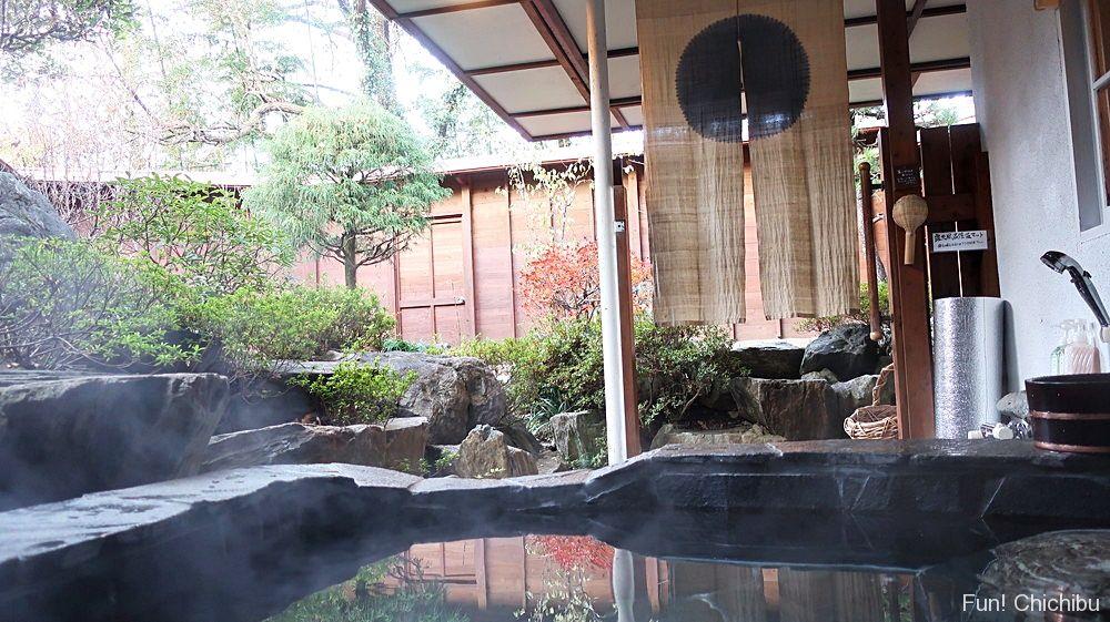 客室露天風呂2