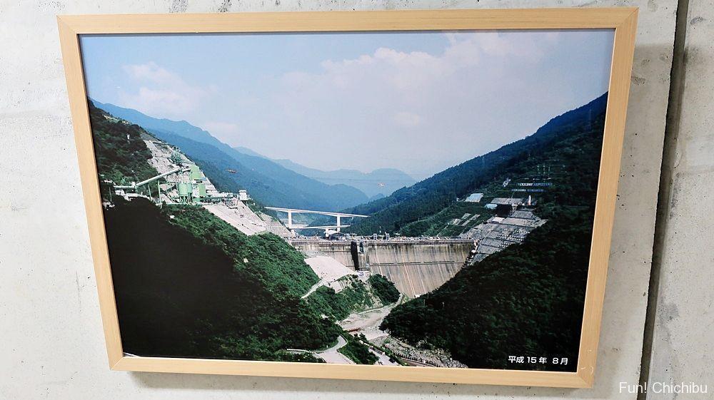 滝沢ダム平成15年