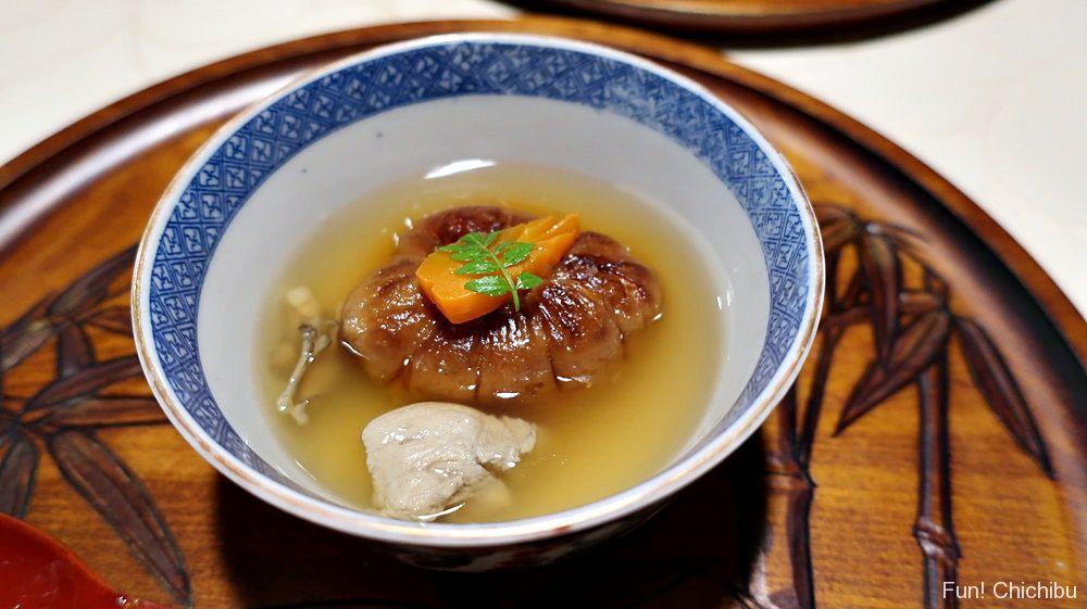 海老芋の揚げ饅頭