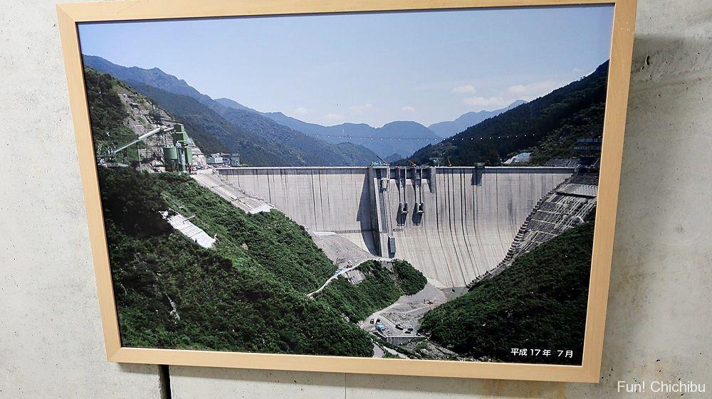 滝沢ダム平成17年