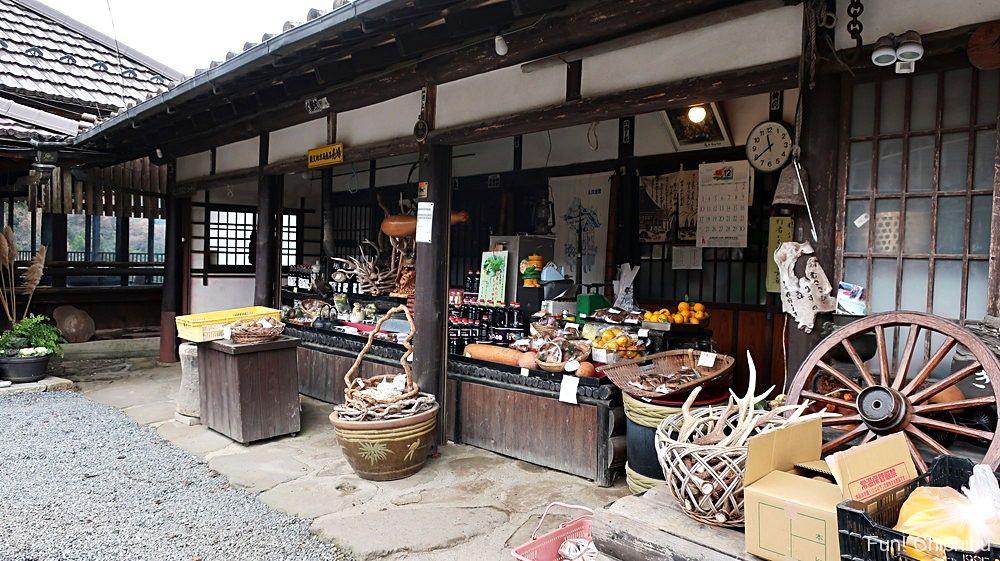 鈴加園 売店