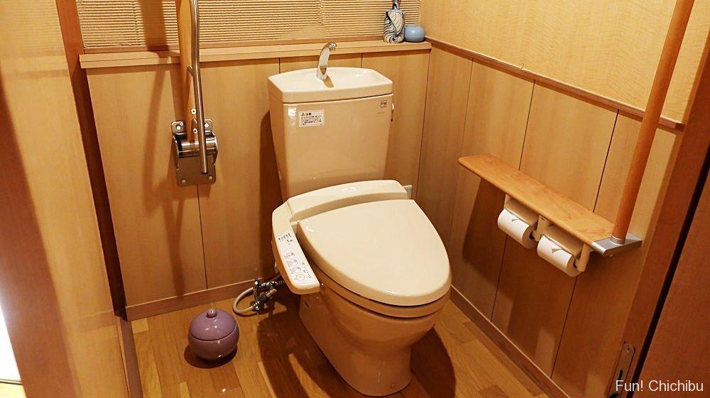 美やまトイレ