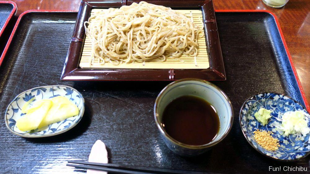 和味(なごみ)のせいろ蕎麦