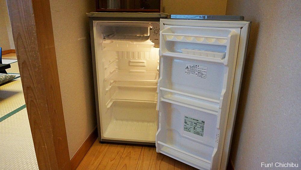 小鹿荘 冷蔵庫