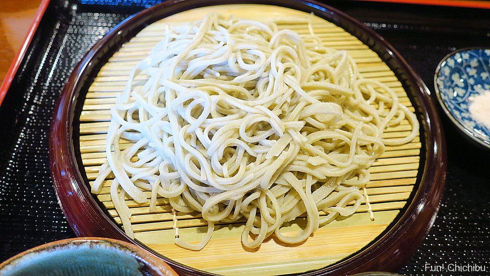 そば処 英太郎の十割蕎麦
