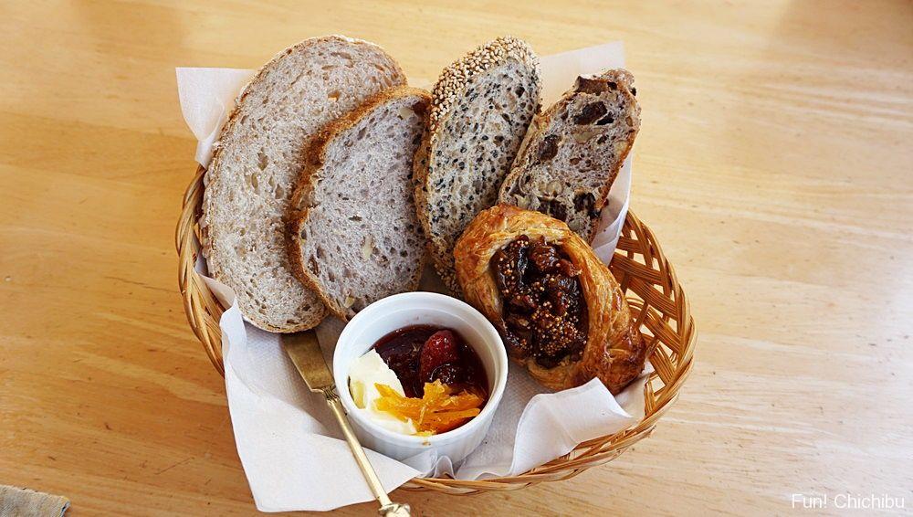 パンかご盛りセット