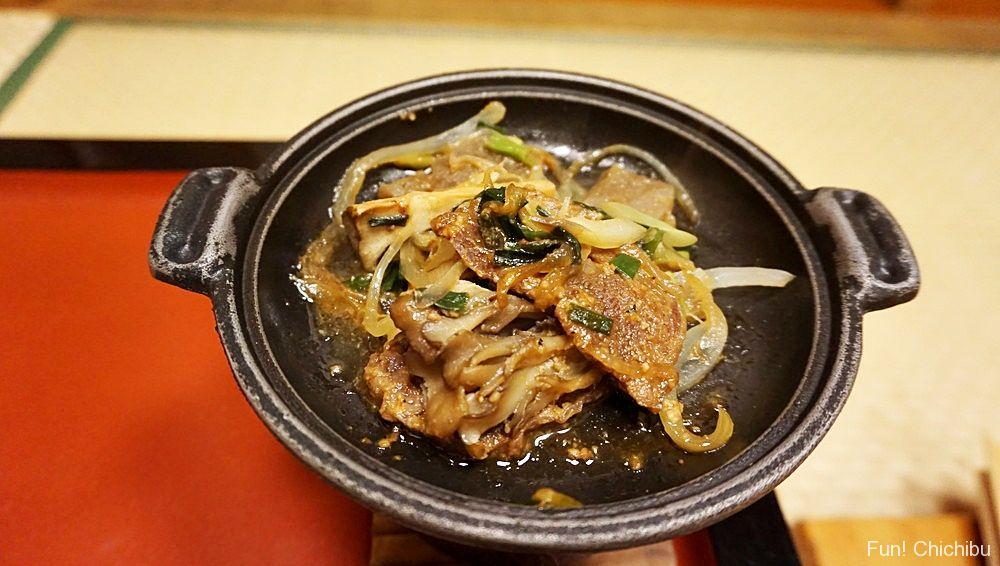 鹿の味噌漬け 葱香味焼き2