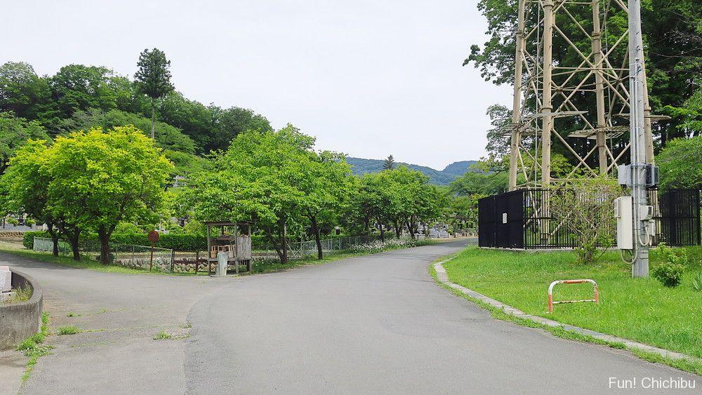 あの花 じんたん墓参り(聖地公園)
