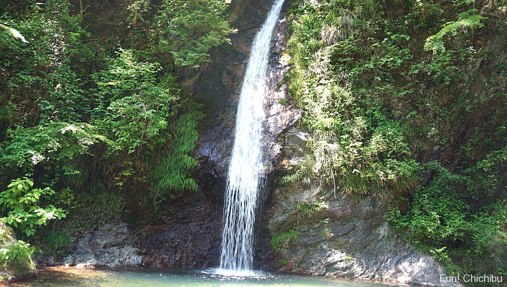 秩父華厳の滝3
