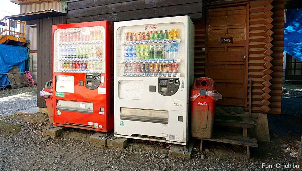 場内自販機