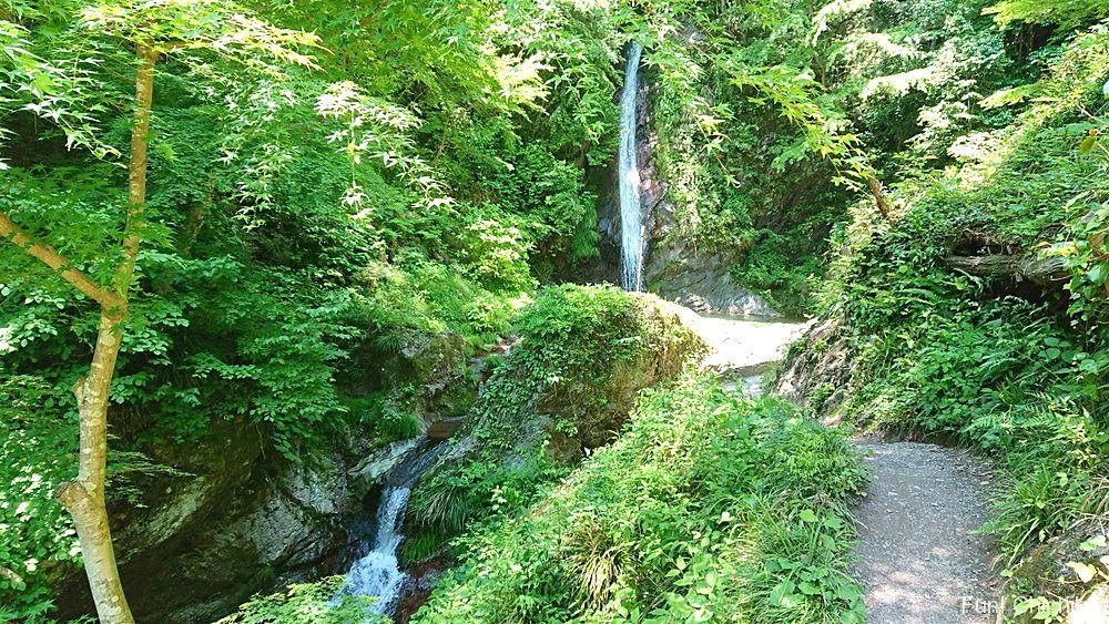 華厳の滝経路