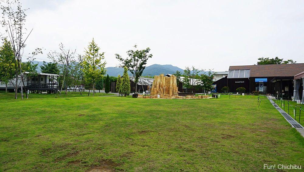 パーク水遊び場