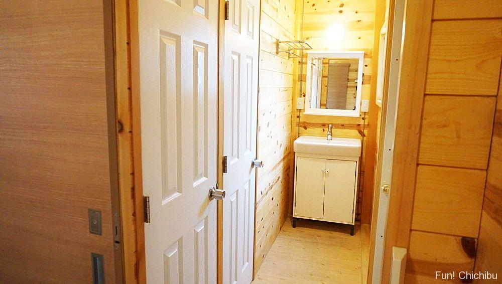 トイレ・シャワールーム・洗面台