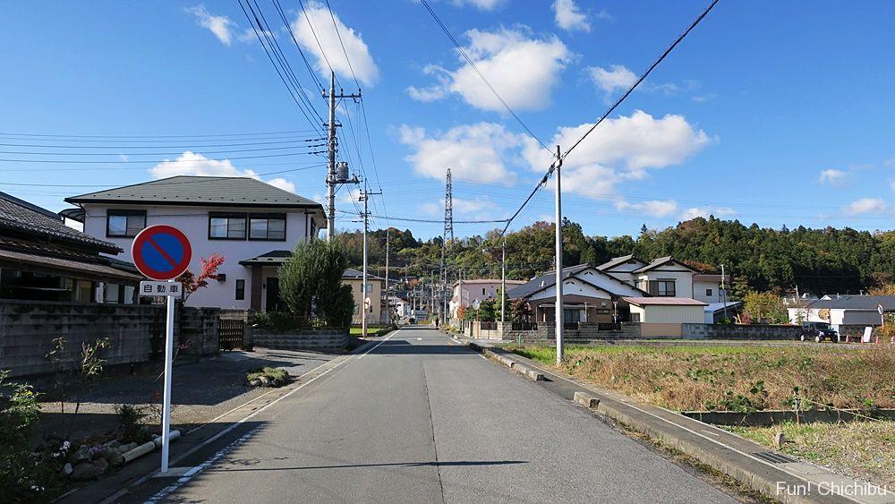 ここさけ聖地「横瀬中学校」付近①