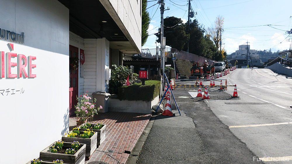 ここさけ聖地「レストラン マチエール」付近③