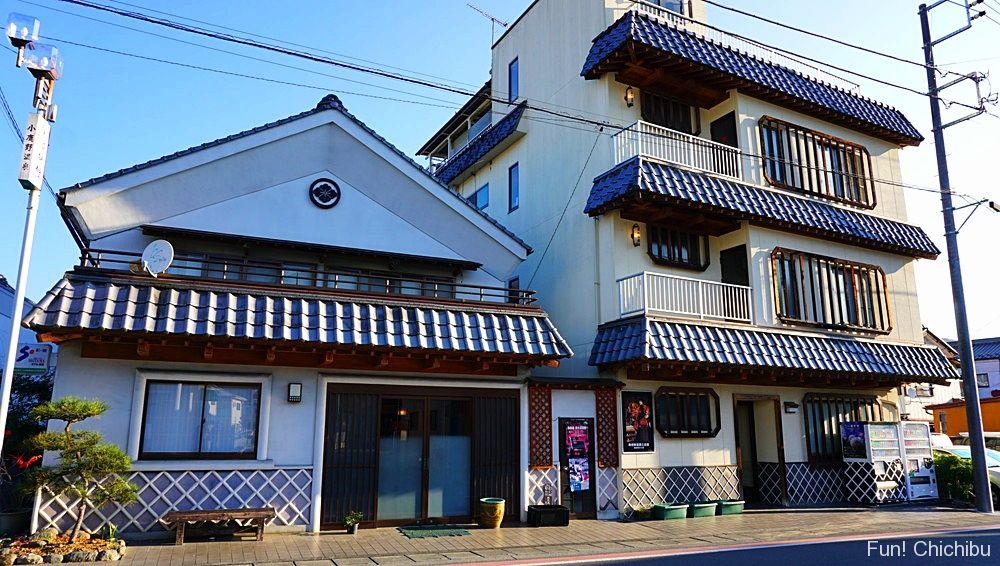 須崎旅館 外観