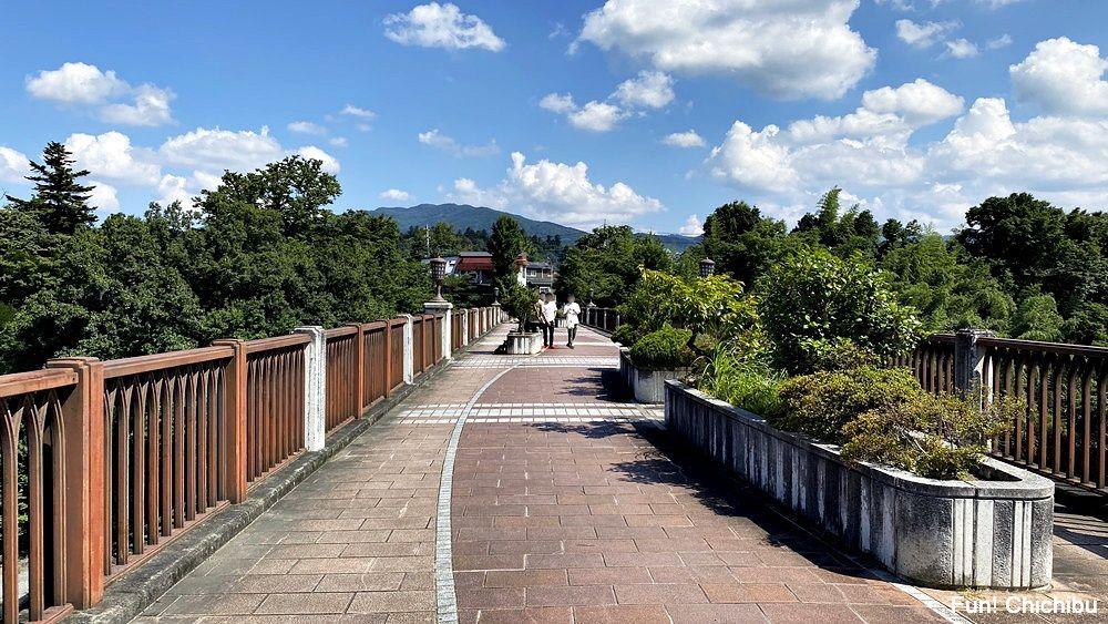 空の青さを知る人よ 聖地 旧秩父橋5