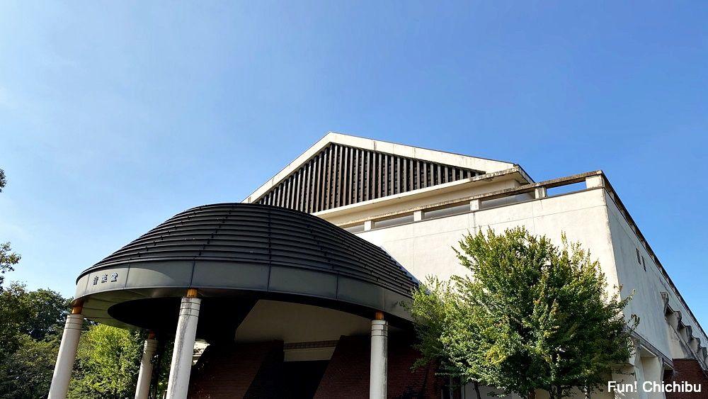 空の青さを知る人よ 聖地 秩父ミューズパーク 音楽堂1